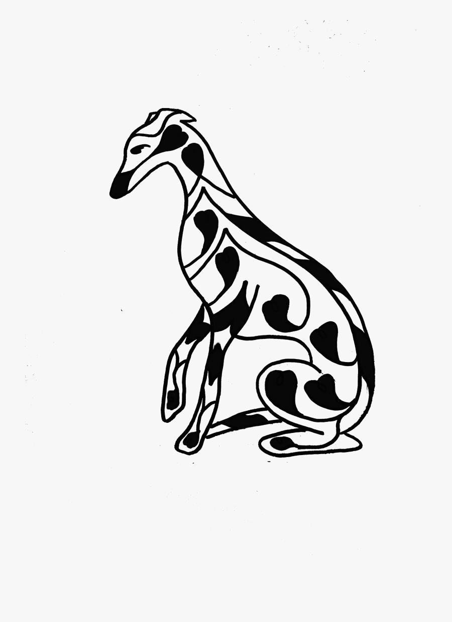 Teribeck - Rampur Greyhound, Transparent Clipart