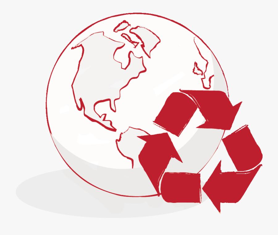 Prescott Transit Lines Northern - Recycle Symbol, Transparent Clipart
