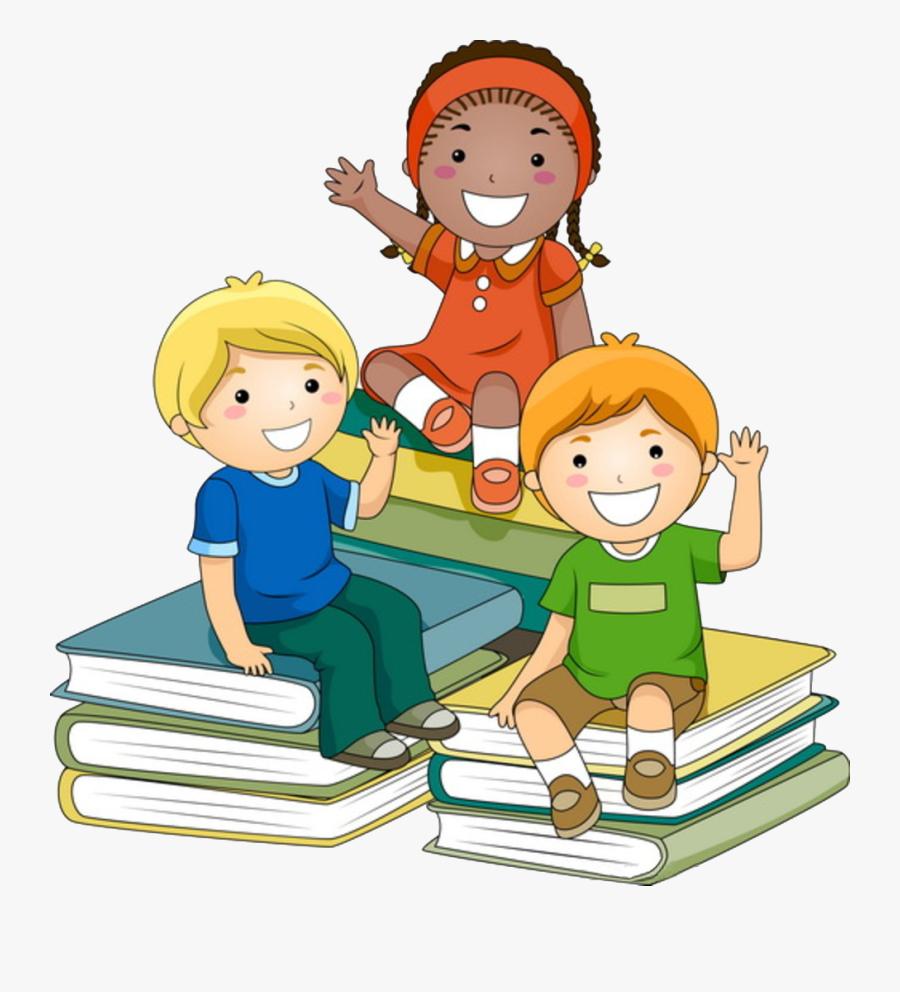 Child Learning Teacher Clip Art Transprent - Children Learning Clipart, Transparent Clipart