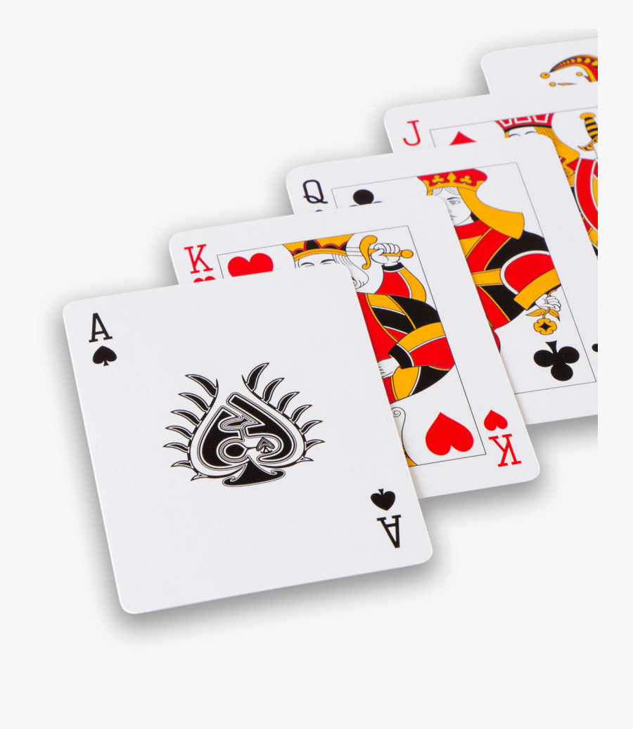 Poker Cards - Poker Card, Transparent Clipart