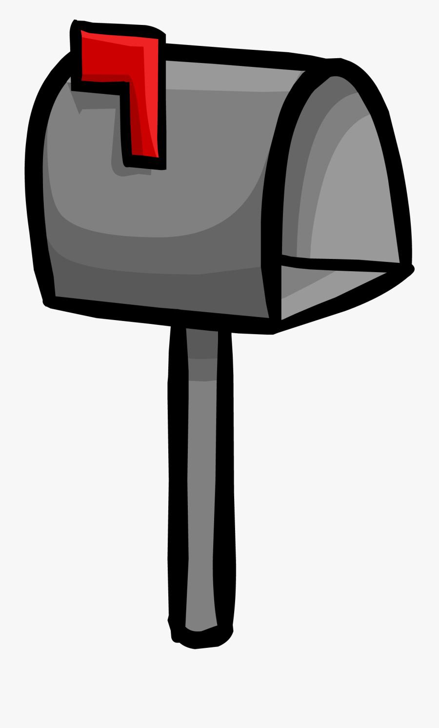 Image - Transparent Background Mailbox Clipart, Transparent Clipart