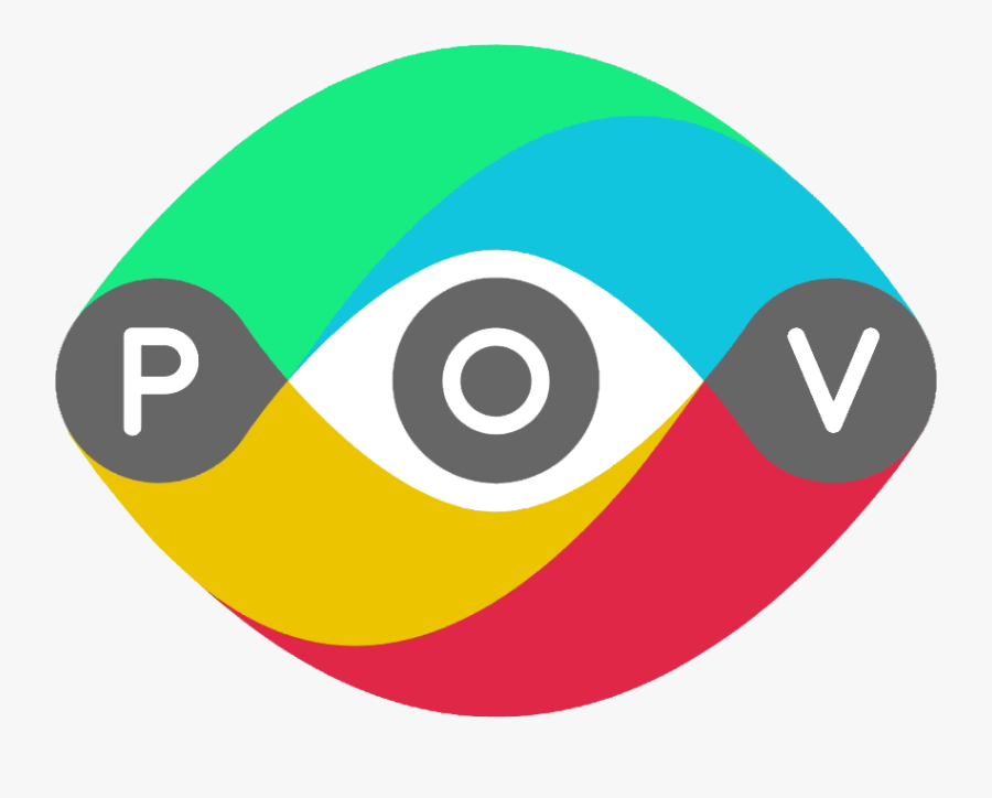 Point Of View Png, Transparent Clipart