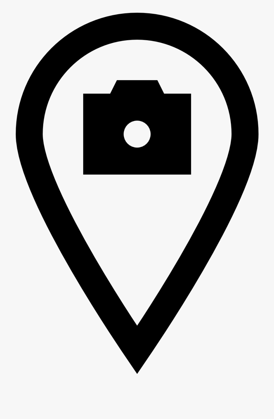 Of View Png Transparent - View Point Icon Png, Transparent Clipart