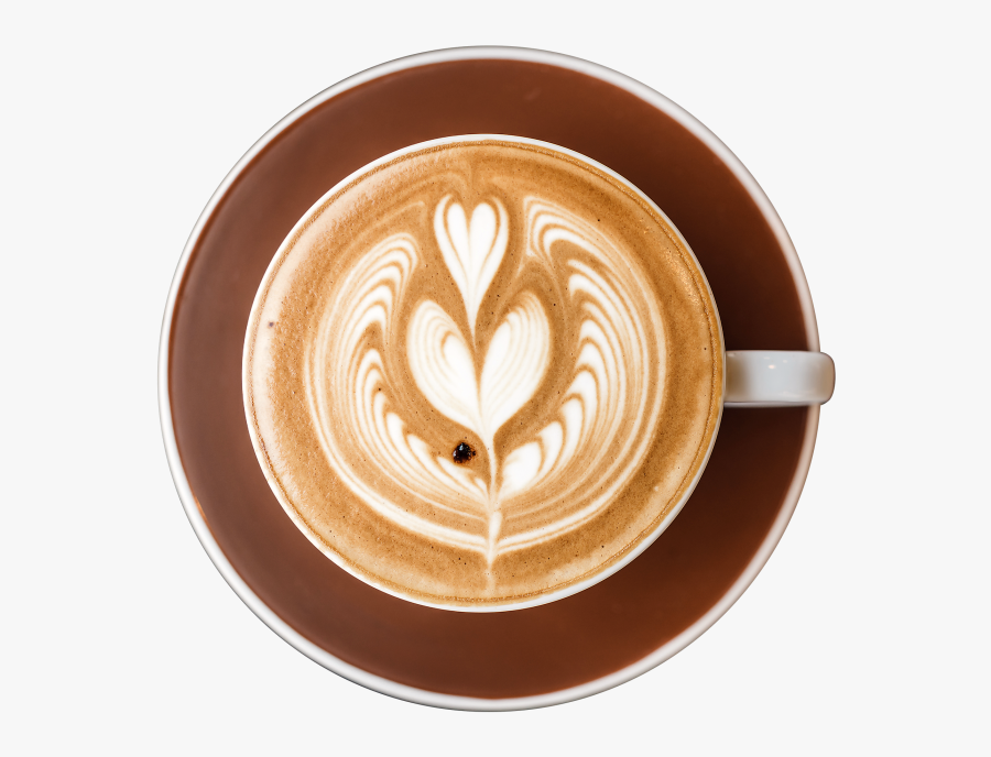 Coffee Cup Png - Top Of Coffee Png, Transparent Clipart