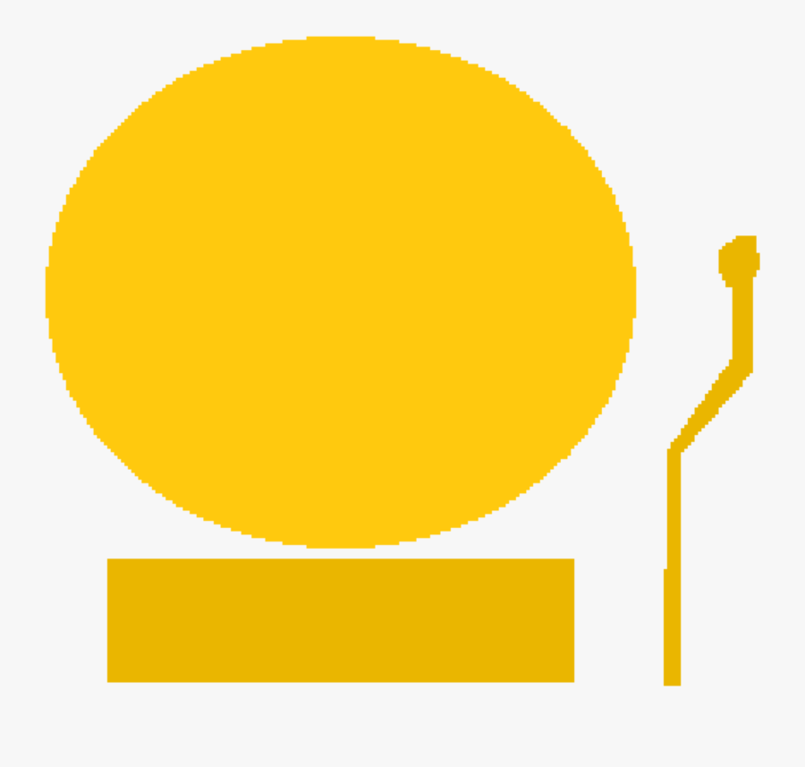 Area,yellow,line - Circle, Transparent Clipart