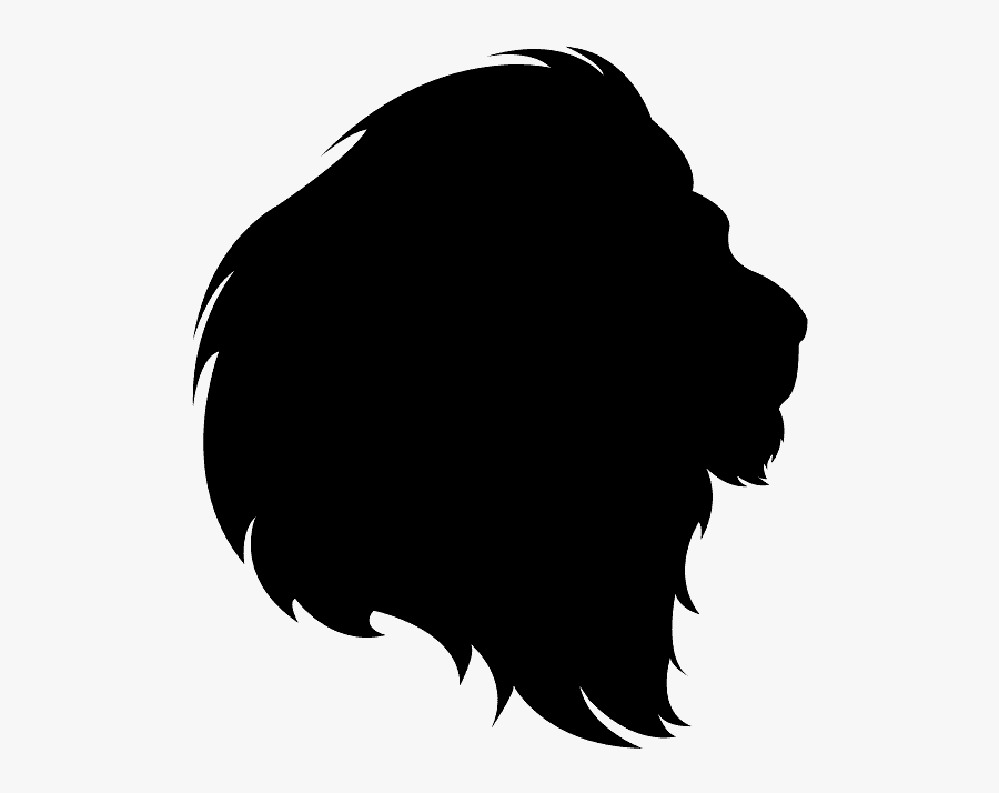 Lion Outline Silhouette : Clip art is a great way to help illustrate your diagrams and flowcharts.