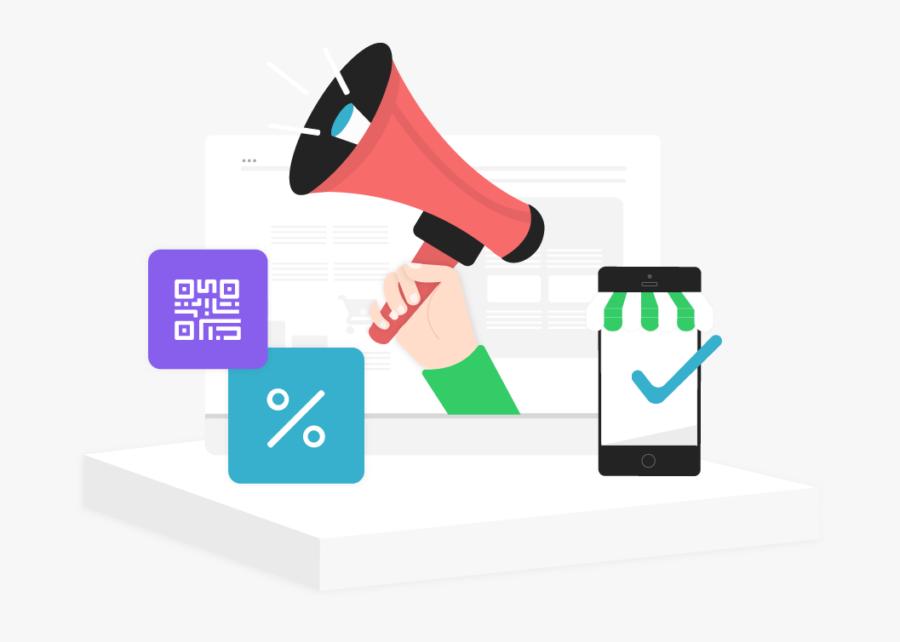 Data Driven Promotions - Graphic Design, Transparent Clipart