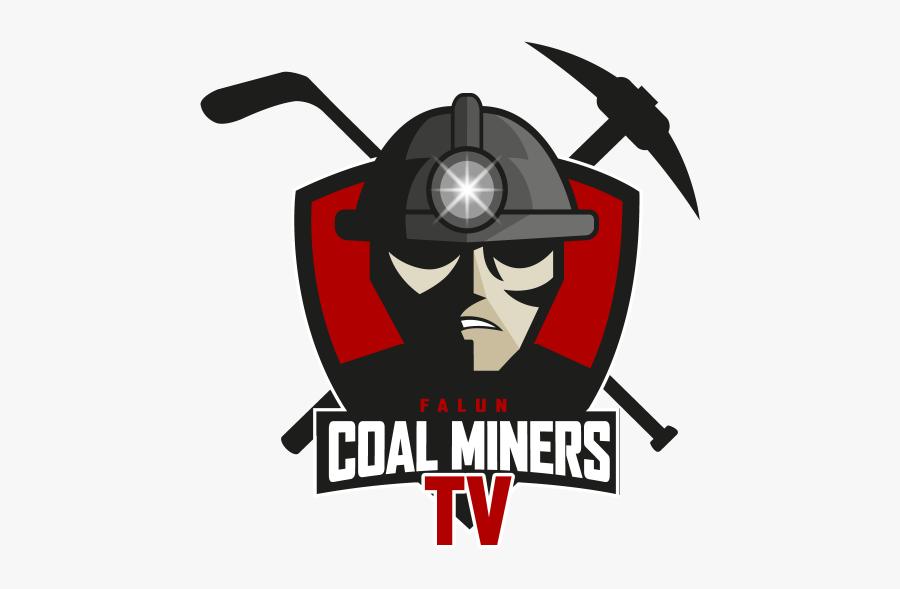 Miner Logo, Transparent Clipart