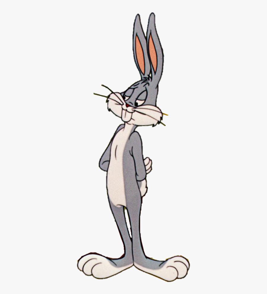 Bugs Bunny - Bugs Bunny Transparent, Transparent Clipart