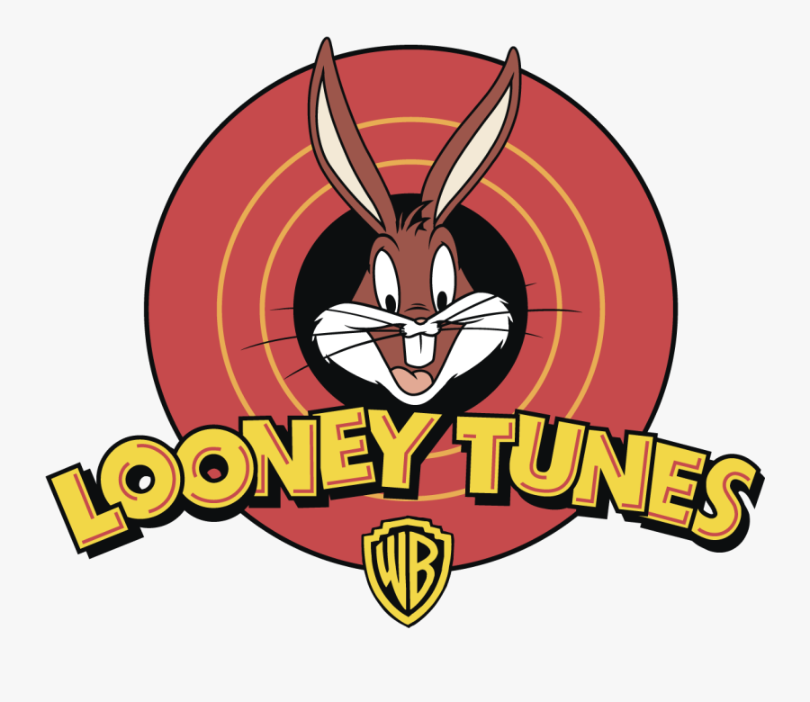 Baby Looney Tunes Lovely Bugs Bunny Coloring Page - Looney Tunes Logo Png, Transparent Clipart