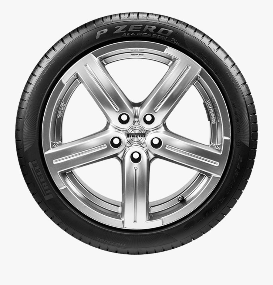 Pirelli P Zero Front, Transparent Clipart