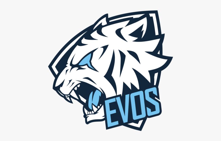 League Art Legends Mobile Of Sticker Bang Logo Esport Evos Free Transparent Clipart Clipartkey