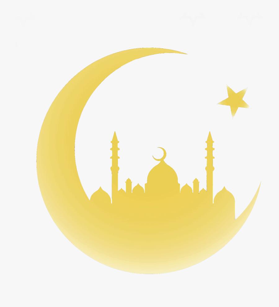 Islam Quran Vecteur Moon - Eid Al-adha, Transparent Clipart