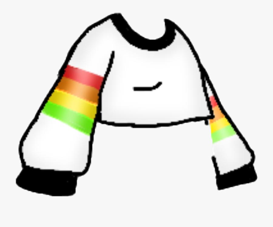 Life Gacha Life Gachalife Gachalifeclothes Clothes Gacha Life Shirt Transparent Free Transparent Clipart Clipartkey