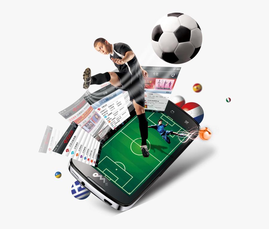 Transparent Football Games Clipart Kick Up A Soccer Ball Free Transparent Clipart Clipartkey