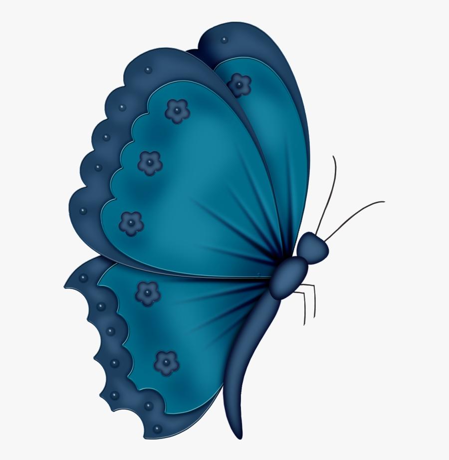 Transparent Cute Butterfly Png - Imagenes De Mariposas En Caricatura, Transparent Clipart