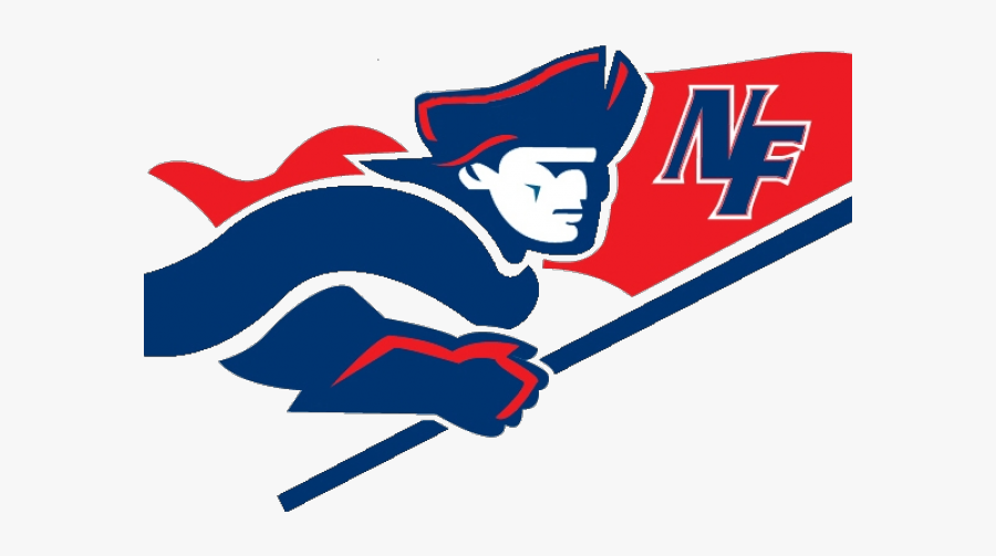 New Fairfield High School Logo, Transparent Clipart