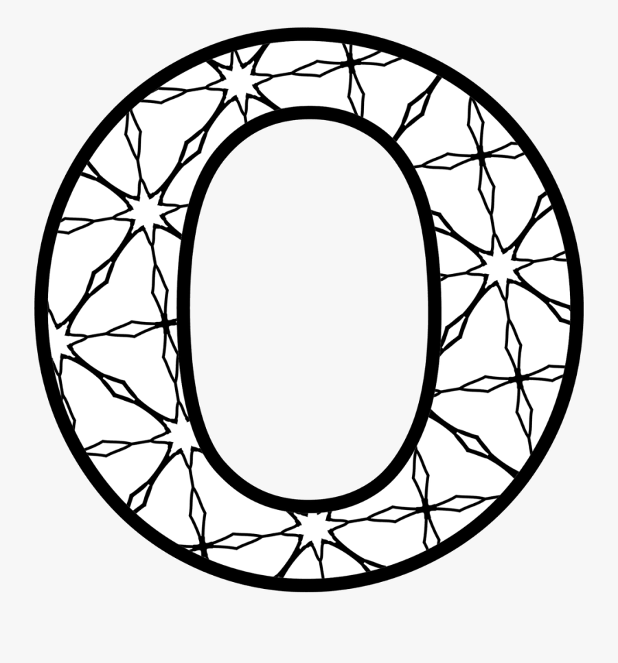 Free Printable Alphabet Letters Coloring Pages Colour In Letter O Free Transparent Clipart Clipartkey