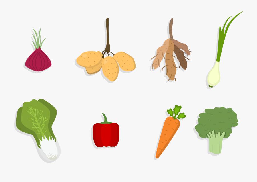 Clip Art Eggplant Vitamins - Organic Food, Transparent Clipart