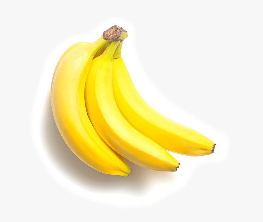 Clip Art Banana Pic - Saba Banana, Transparent Clipart