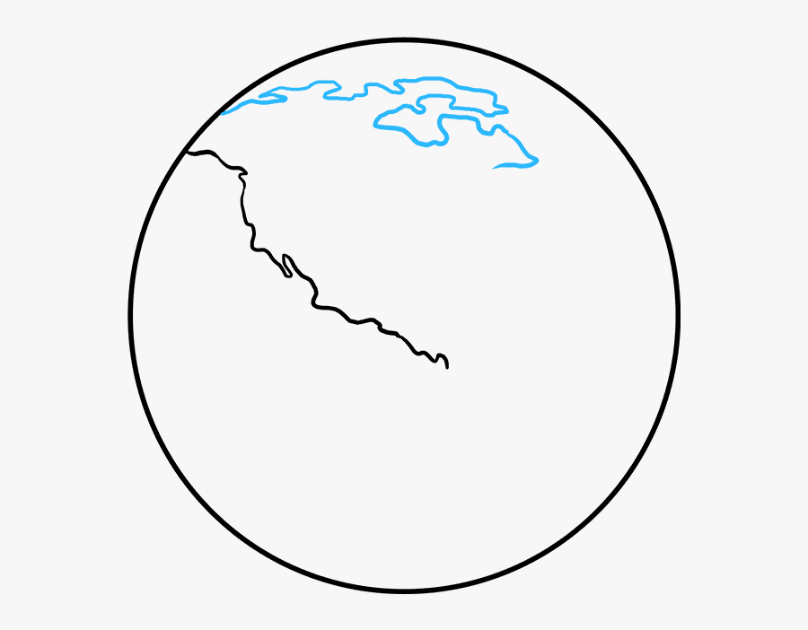 How To Draw Earth - Smk King George V, Transparent Clipart
