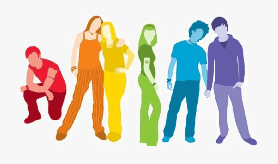 Lgbt Png Pic - Lgbtq Youth , Free Transparent Clipart - ClipartKey