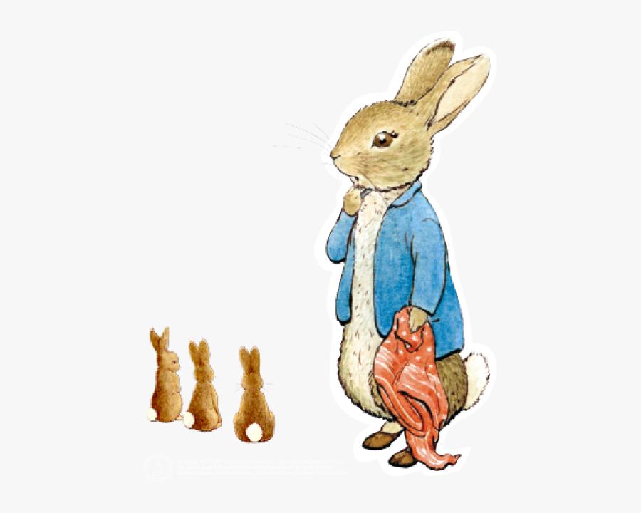 Transparent Peter Rabbit Clipart - Peter Rabbit Illustrations Free, Transparent Clipart