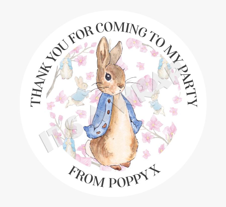 Peter Rabbit Watercolor, Transparent Clipart