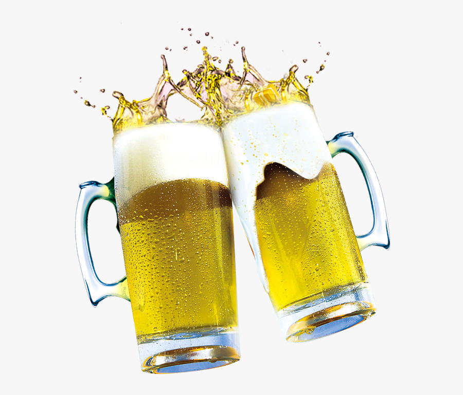 Pull Beer Splash Material Icon Hd Image Free Png Clipart - Beer Clipart Transparent Background Free, Transparent Clipart