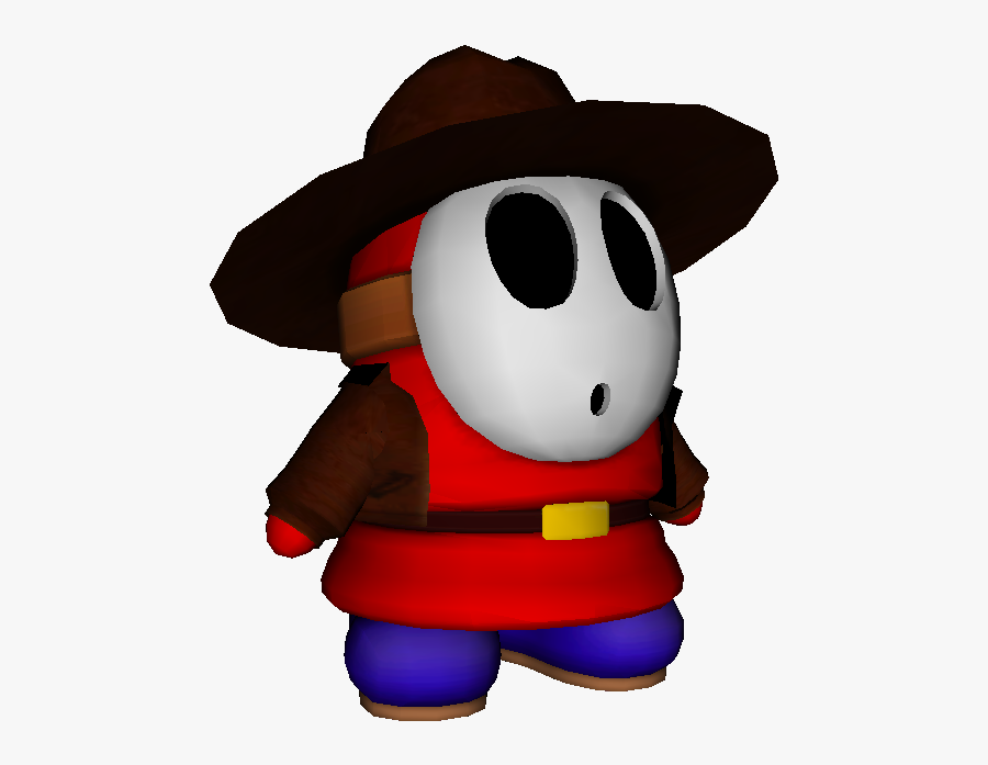 Download Zip Archive - Mario Party 4 Shy Guy, Transparent Clipart