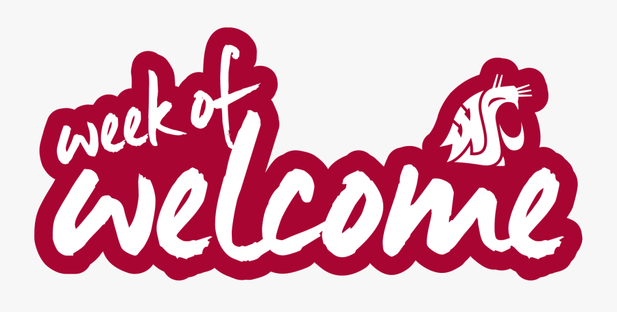 A Week Of Events Filled With Opportunities To Become - Weeks Of Welcome Logo, Transparent Clipart