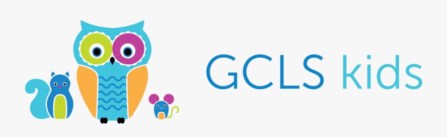 Gcls Kids Logo - Fun Kid Reading Logo, Transparent Clipart