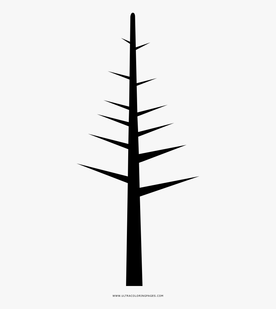 Transparent Bare Tree Png - Stairs, Transparent Clipart