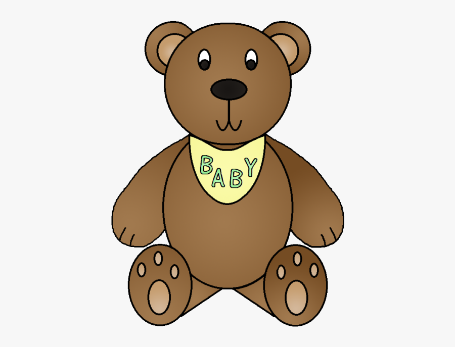 Goldilocks And The Three Bears Clip Art - Baby Bear From Goldilocks And The Three Bears, Transparent Clipart