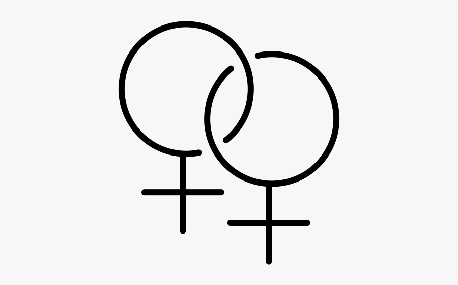 """Lesbian Rubber Stamp""""  Class=""""lazyload Lazyload Mirage - Circle, Transparent Clipart"""