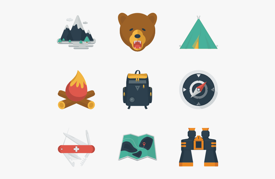 Camping Clipart Icon Free Camping Png Free Transparent Clipart Clipartkey