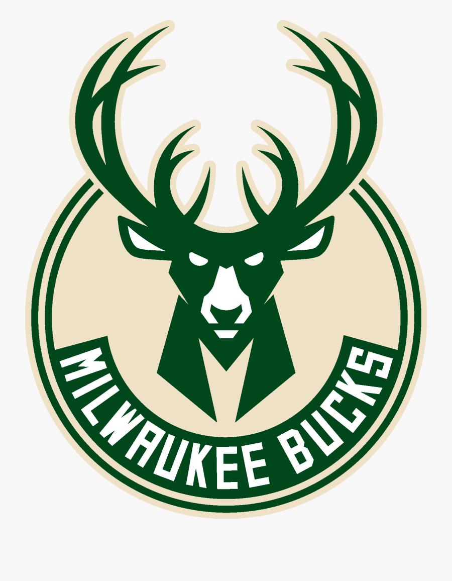 Bucks Logo [milwaukee Bucks] Png - Milwaukee Bucks Logo, Transparent Clipart