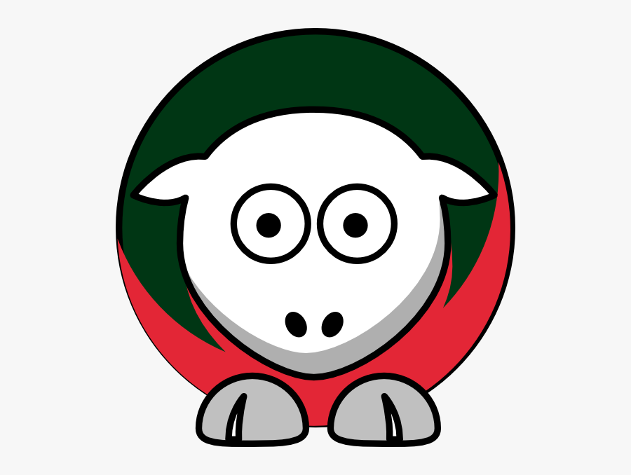 Original Png Clip Art File Sheep Milwaukee Bucks Team - Cal State Fullerton Titans, Transparent Clipart