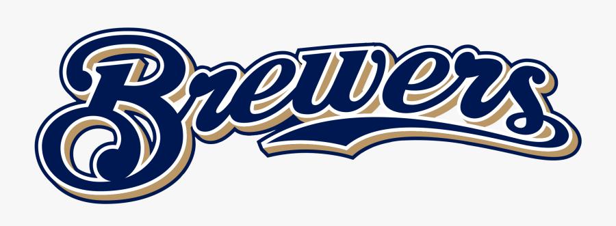Milwaukee Brewers Free Logo, Transparent Clipart