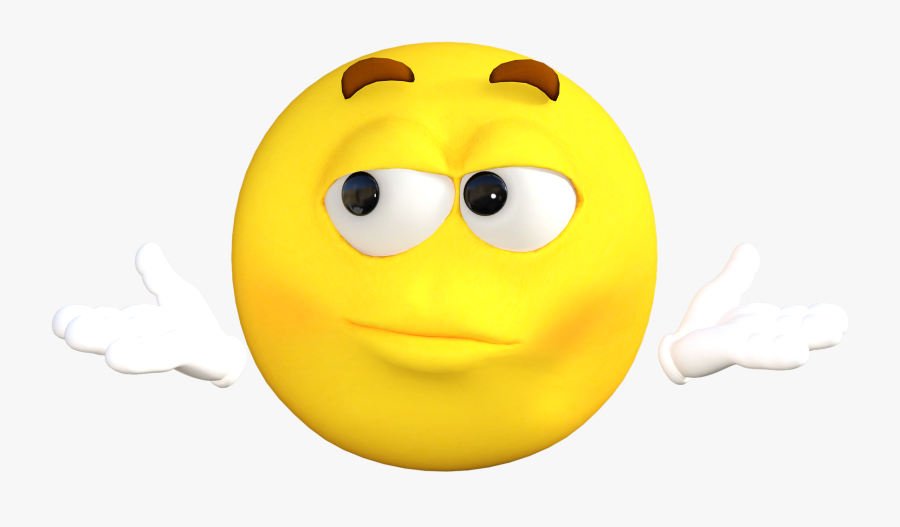 Smiley Face Thumbs Up 12, Buy Clip Art - You Know Emoji, Transparent Clipart