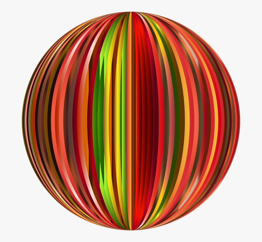 Symmetry,fruit,sphere - Modern Art Icons, Transparent Clipart