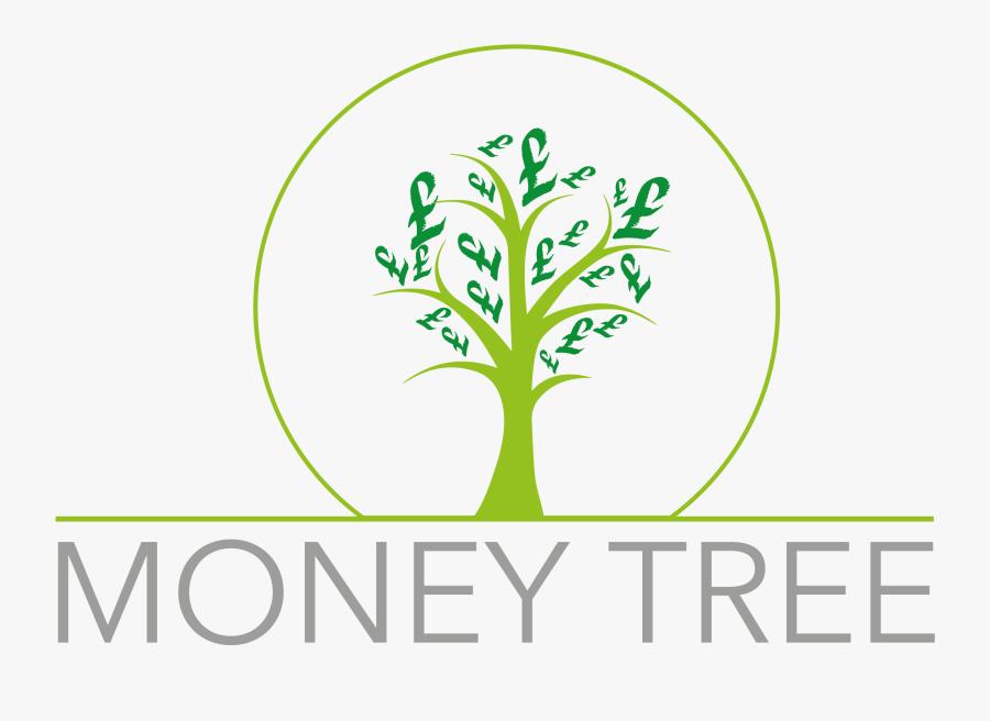 Money Tree Limited - Logo Money Tree, Transparent Clipart