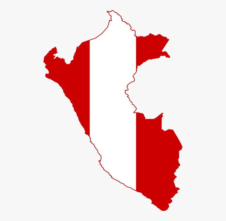 Youtube Clip Art - Map Peru Png, Transparent Clipart