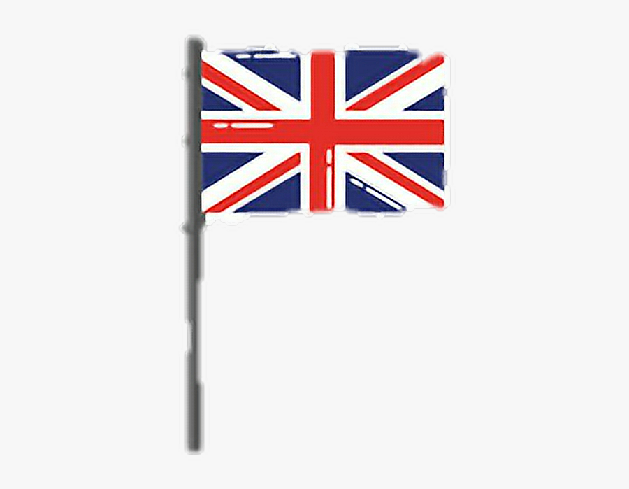 #freetoedit #freedom #picsart #myedit #london #uk #flag - United Kingdom Flag, Transparent Clipart