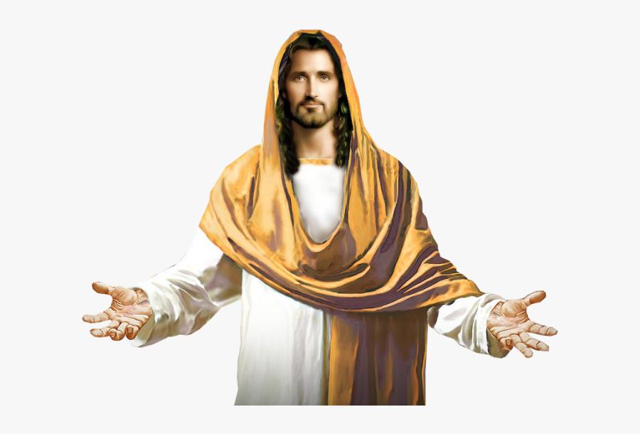 Transparent Clipart Of Jesus Christ - Jesus Christ Png Transparent, Transparent Clipart