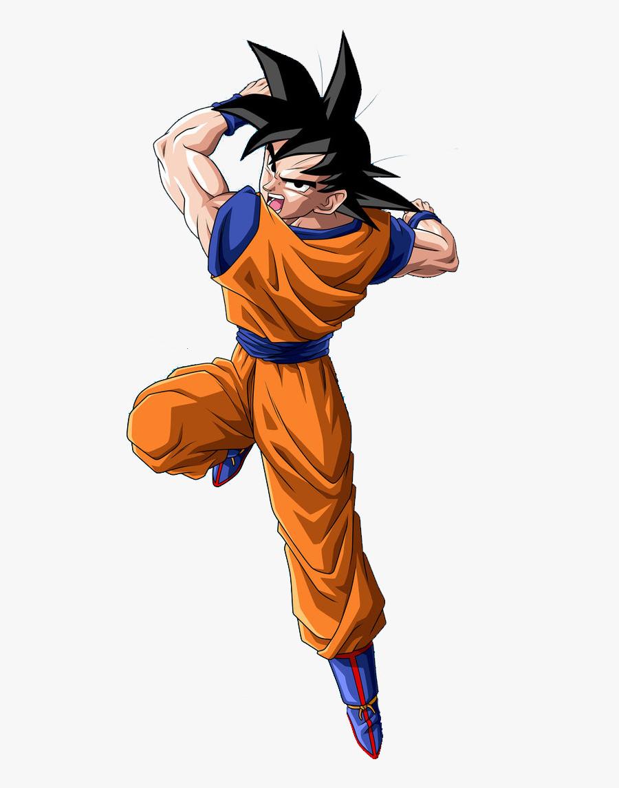 Dragon Ball Z Goku Transparent, Transparent Clipart