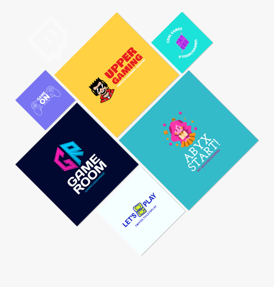 Twitch Logos Make Your Own Twitch Logo Placeit - Logo Graphic, Transparent Clipart