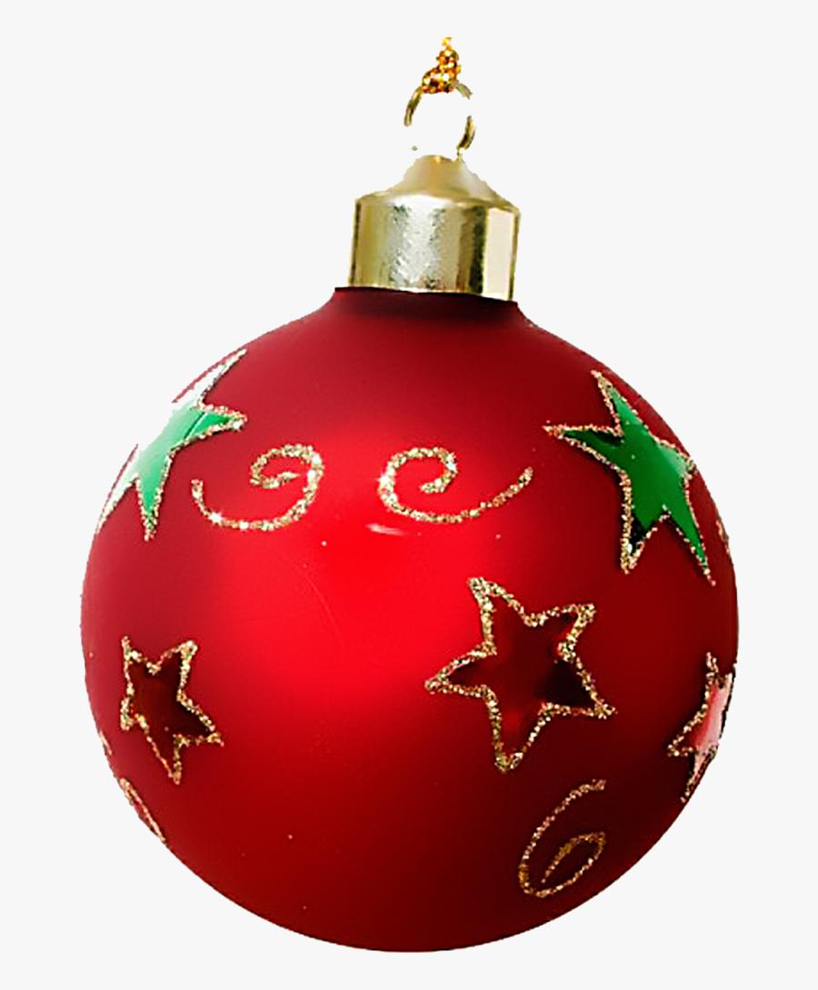 Transparent Christmas Ornament Clip Art - Christmas Tree Decor Ball, Transparent Clipart