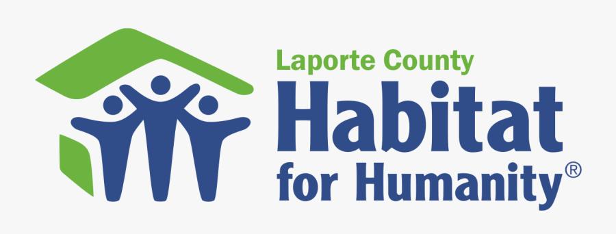 Laporte County Habitat For Humanity - Habitat For Humanity Logo Transparent, Transparent Clipart