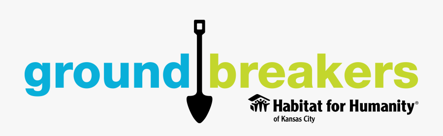 Become A Groundbreaker - Habitat For Humanity, Transparent Clipart